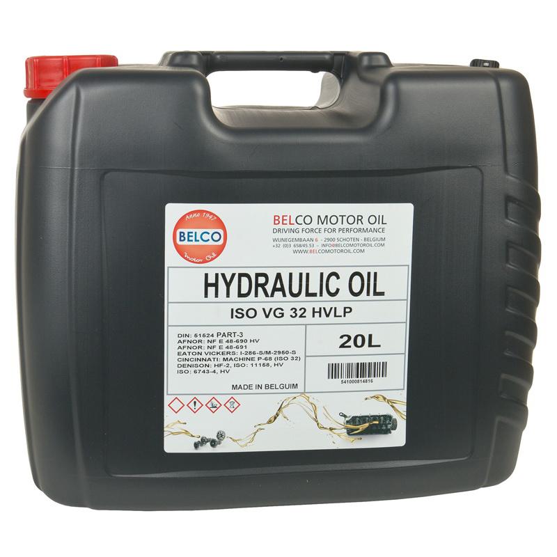 ulei hidraulic ISO VG 32 HVLP
