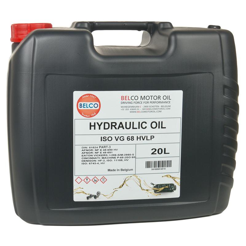 ulei hidraulic ISO VG 68 HVLP