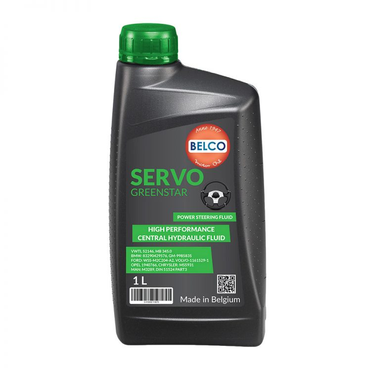 SERVO-GREENSTAR