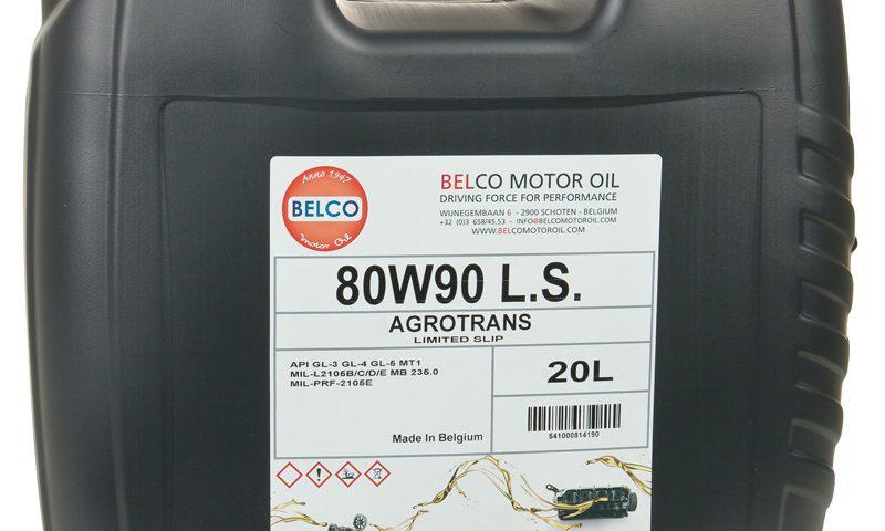 AGROTRANS 80W-90 L.S.