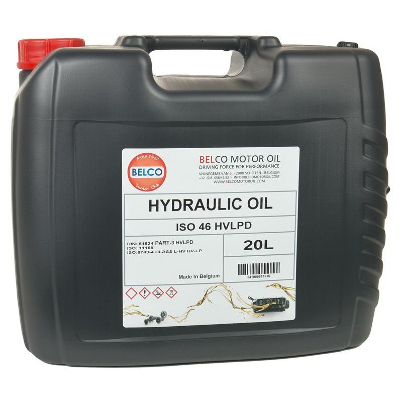 ulei hidraulic ISO 46 HVLPD