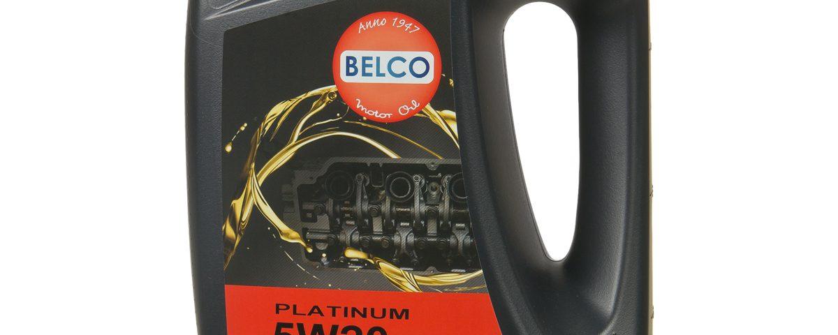 PLATINUM 5W-20 ECO