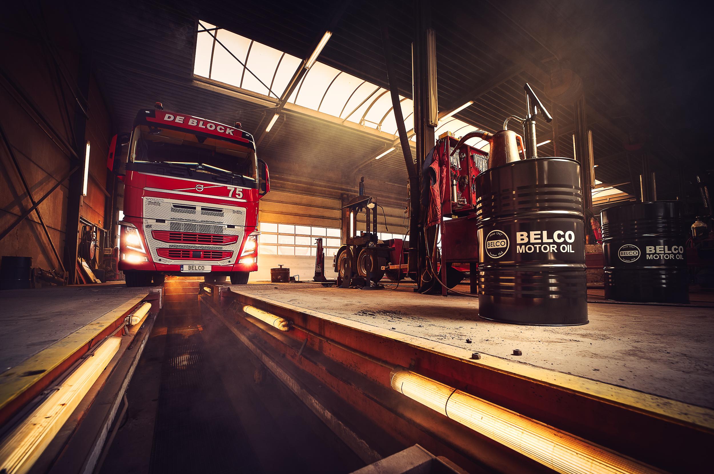 belco ulei de motor pentru camioane
